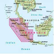 Indonesien Nelles Map