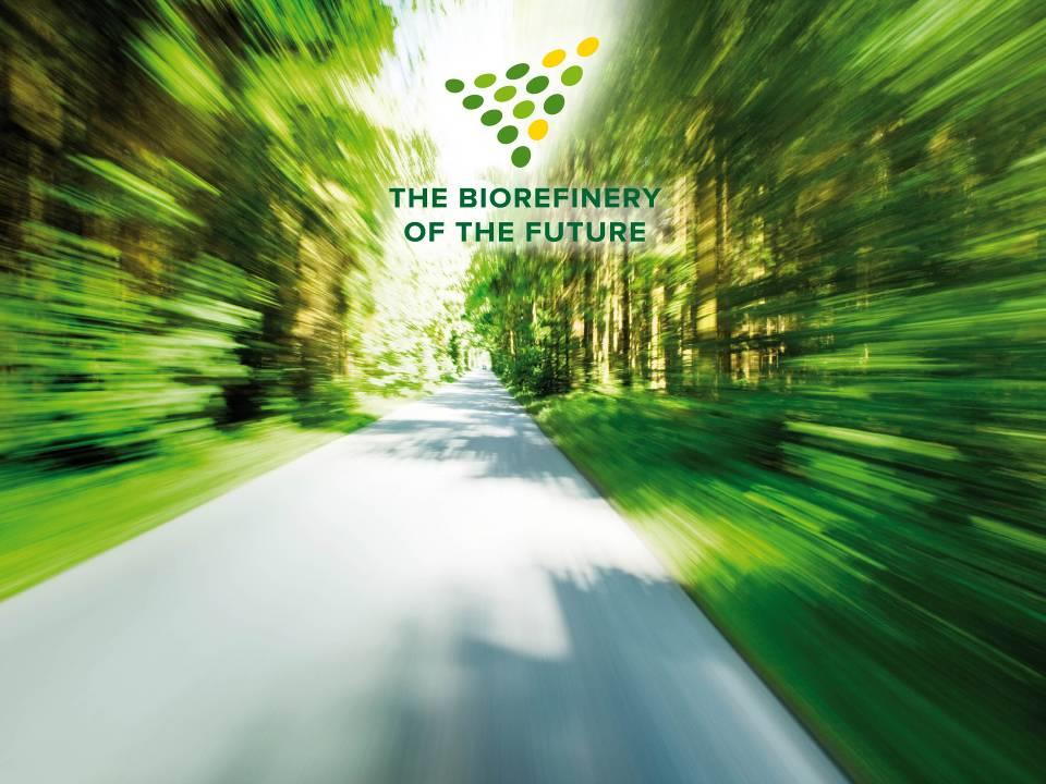 A wood-biorefinery cluster in northern Sweden Clas