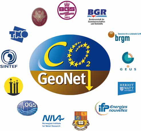 CO 2 GeoNet The European Network of Excellence on the geological storage of CO 2 www.co2geonet.eu Sekretariat: info@co2geonet.