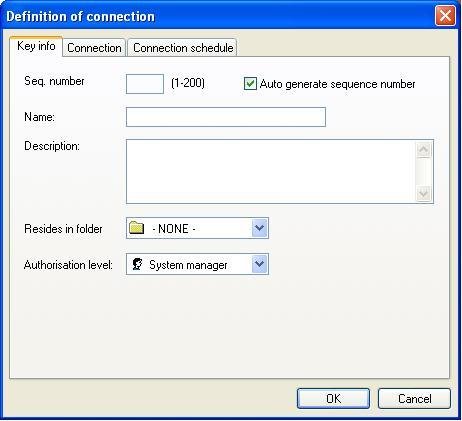 Connection to the Bewator 2010 system The seriel cross-over cable shall be connected between 2010- E1 Channel A and the RS-232-port on EDW-100.