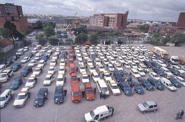 Clean Vehicles in Stockholm Kommunens