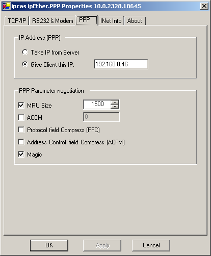 Figure 14. Port settings, we run at 9600bps since Hardware Flow Control is not supported Figure 15.