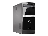 Hewlett Packard HP Compaq 500B Microtower 1 x C E3300 / 2.