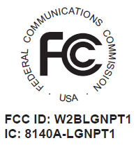 FCC Notice NOTE: This equipment has been tested and found to comply with the limits for a Class B digital device, pursuant to part 15 of the FCC Rules.