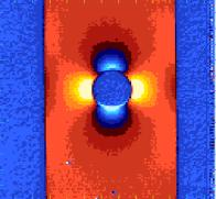Methods of Infrared Imaging NDT Transient-Thermography