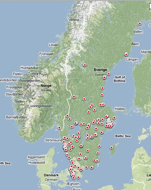 McDonalds restaurants in Sweden 16