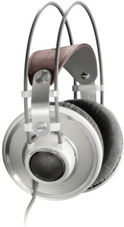 Hörlurar Studio hörlurar rtikel nr K 701 K 702 K 612 Pro K 712 Pro K 812 Pro Reference headphones, open-back, flat-wire voice coil, Varimotion two layer diaphragm, fixed cable, white 57-0018 Studio