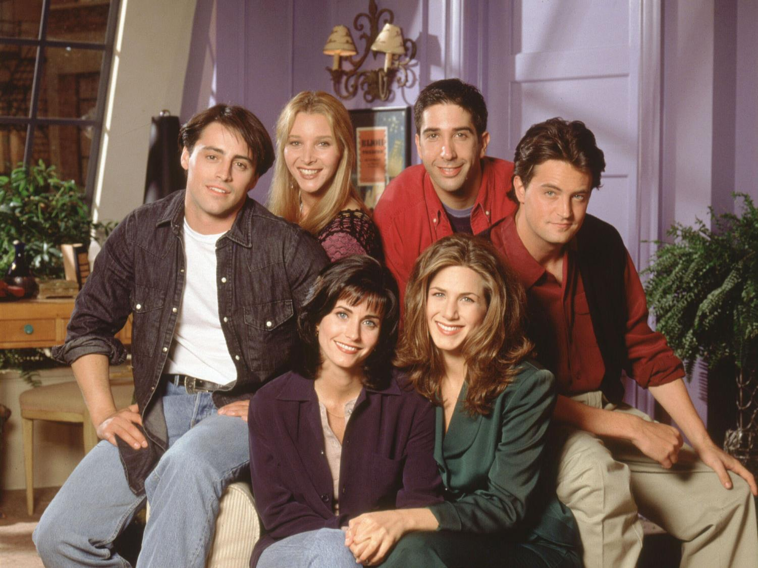 FRIENDS Is Friends already 20 years old? YES, the first episode was aired in September 1994 and it still is one of the most popular shows of our channel world wide.