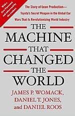 Kort historik The Machine that Changed the World 1990