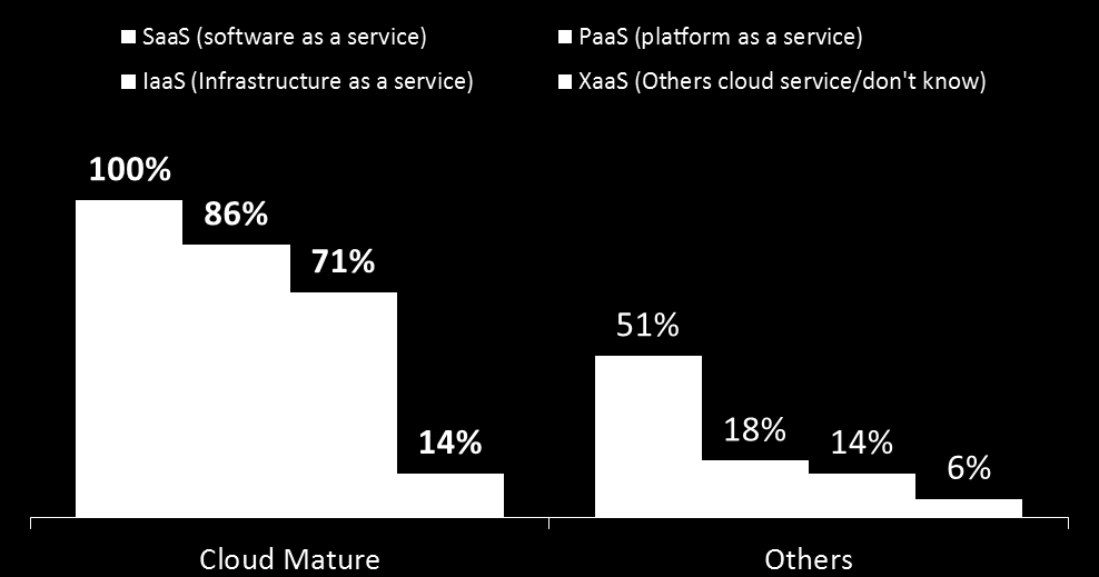 Public Cloud maturity index 2015 survey results Cloud service and