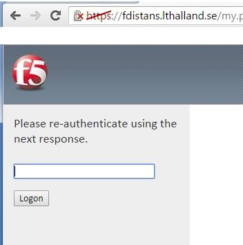 Sida: Sida 21 av 26 5. Verifieringsfel (Authentication) 5.