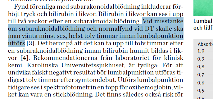 När ta prov? UK Guidelines 2008: minst 12 h efter symtomdebut Cruickshank et al. Revised National Guidelines.