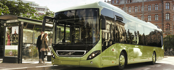 Innovations demonstrationer Expected results Less CO2 75% reduction of CO 2 by reduced fuel consumption, combined with electricity generated from renewable sources, compared to standard diesel bus