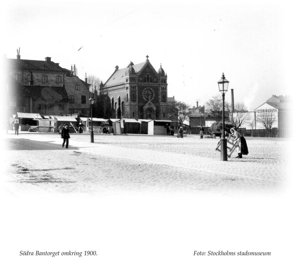 omkring 1900.