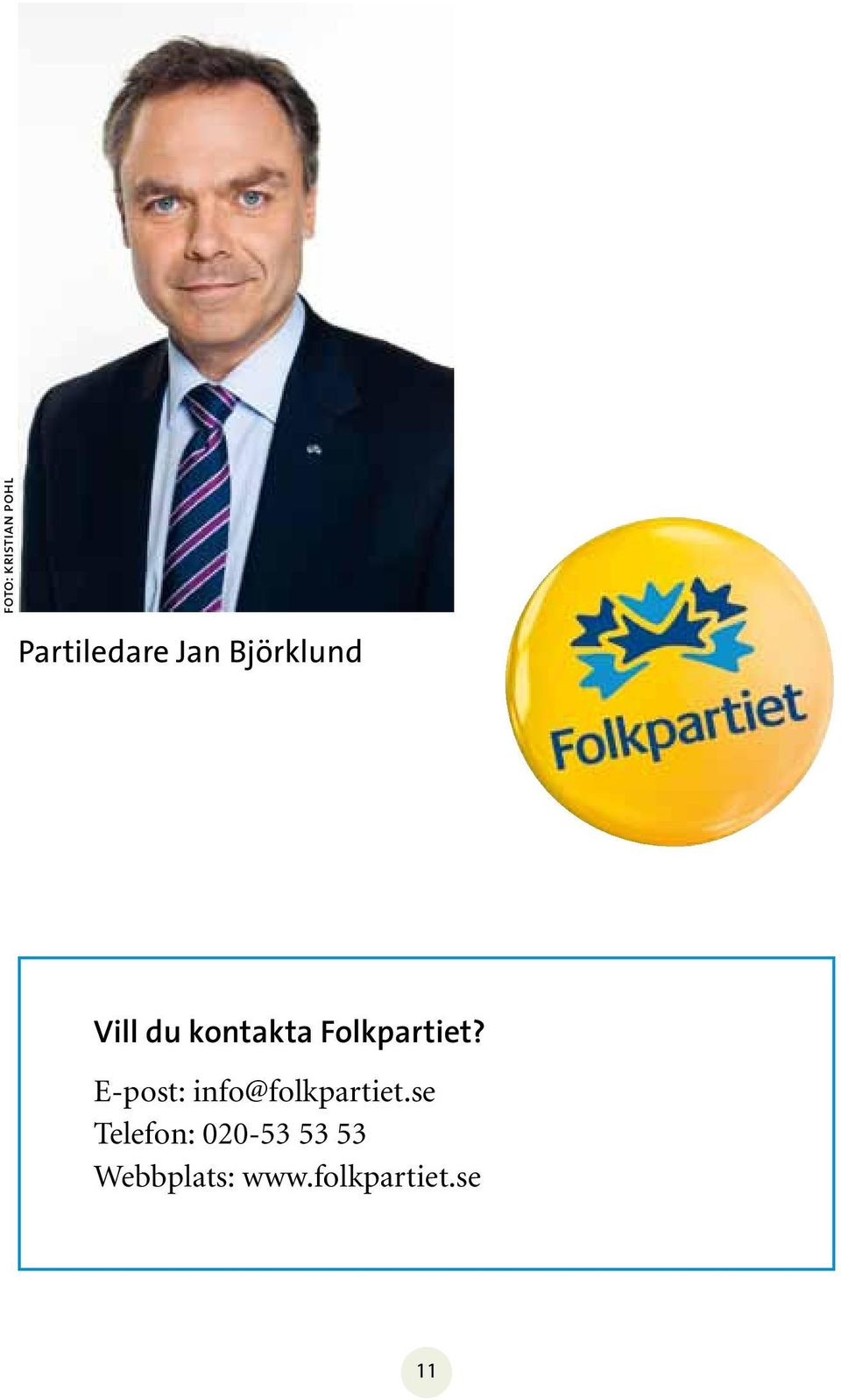 E-post: info@folkpartiet.