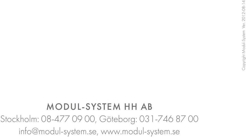 87 00 info@modul-system.