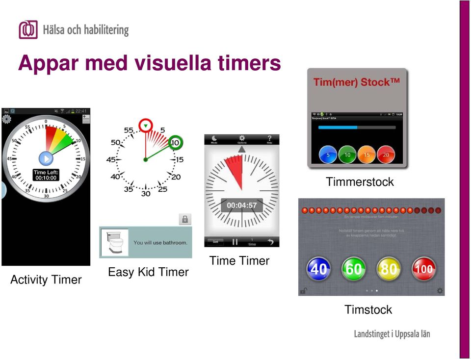 Activity Timer Easy