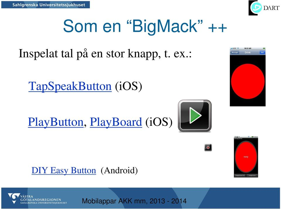 : TapSpeakButton (ios)
