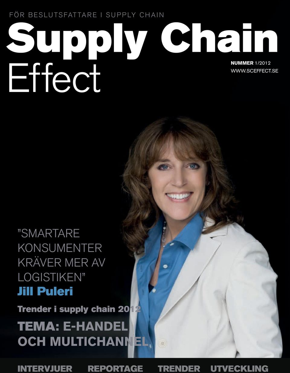 trender i supply chain 2012 tema: e-handel och multichannel