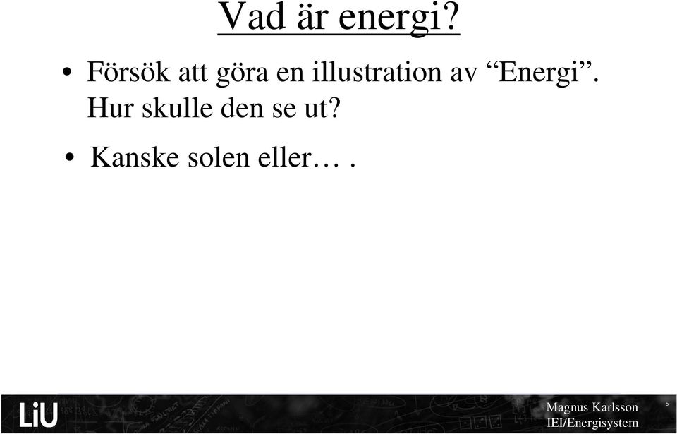 illustration av Energi.