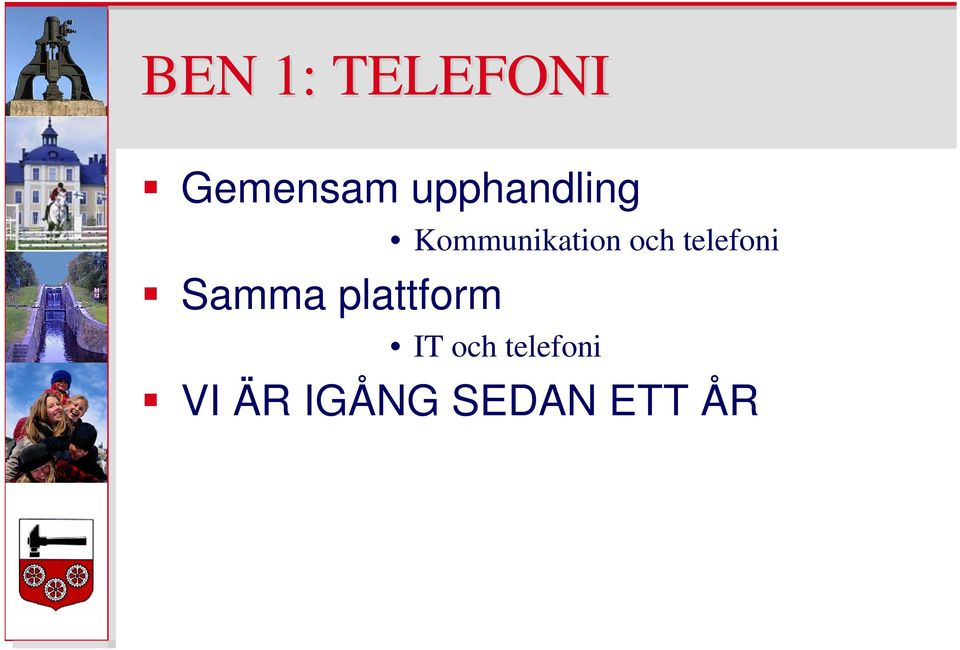 Kommunikation och telefoni IT