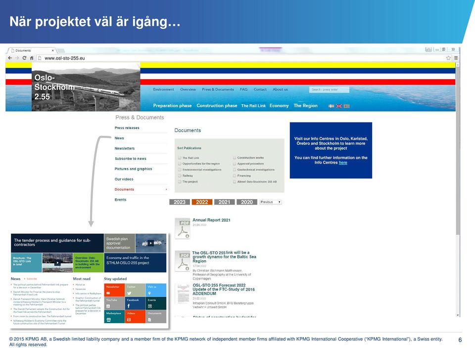can find further information on the Info Centres here Oslo-Stockholm 255 AB 2023 2022 2021 2020 2021 2022 Swedish plan approval