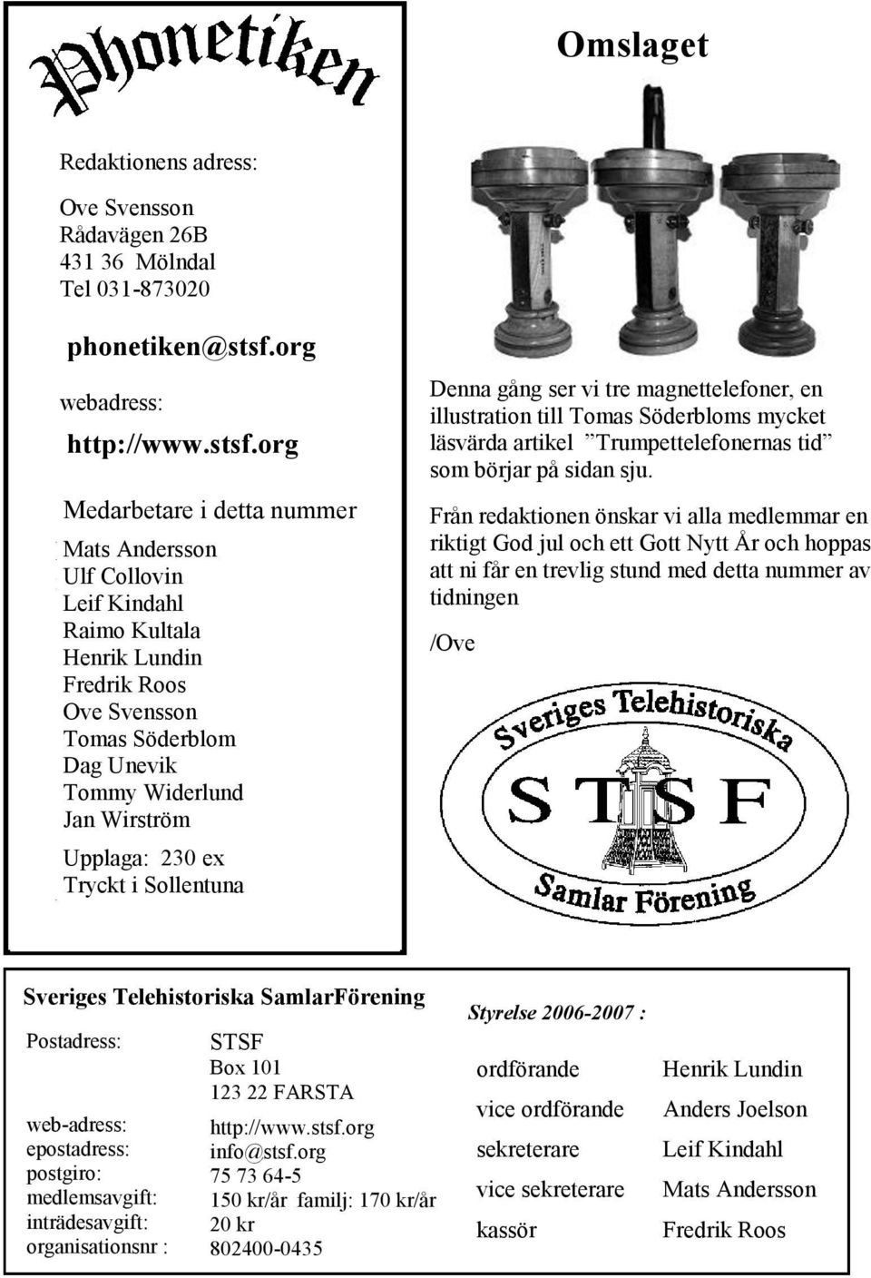 org Web-adress: http://www.stsf.