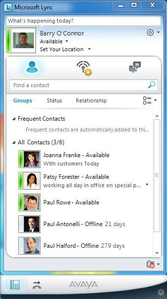 version 6.2 Telefonläge + DCE Add-in WMI Active Directory Microsoft Lync 2010 Nyhet ACA 6.2 SIP datorläge + DCE Add-in 1.