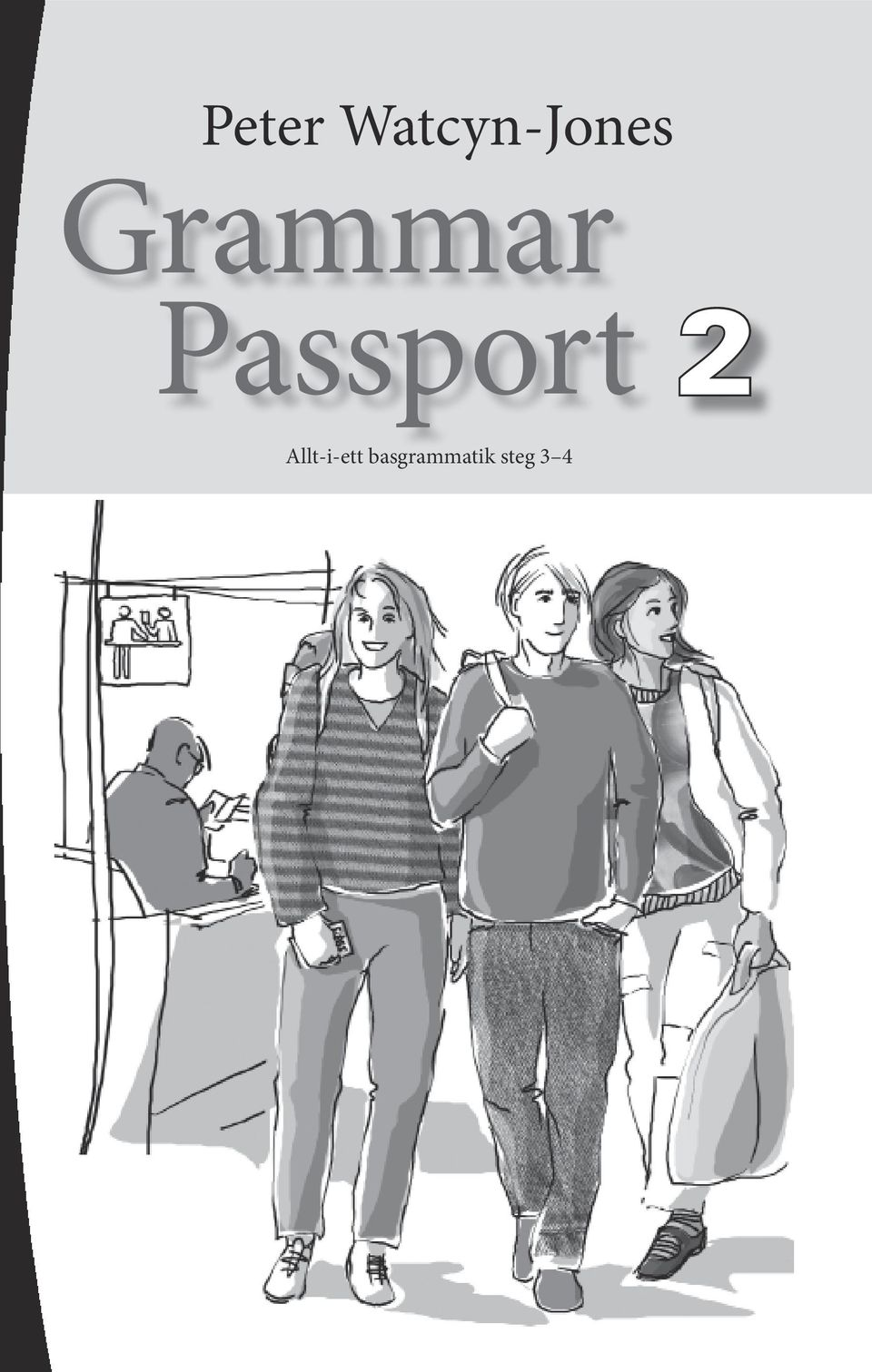 Grammar Passport