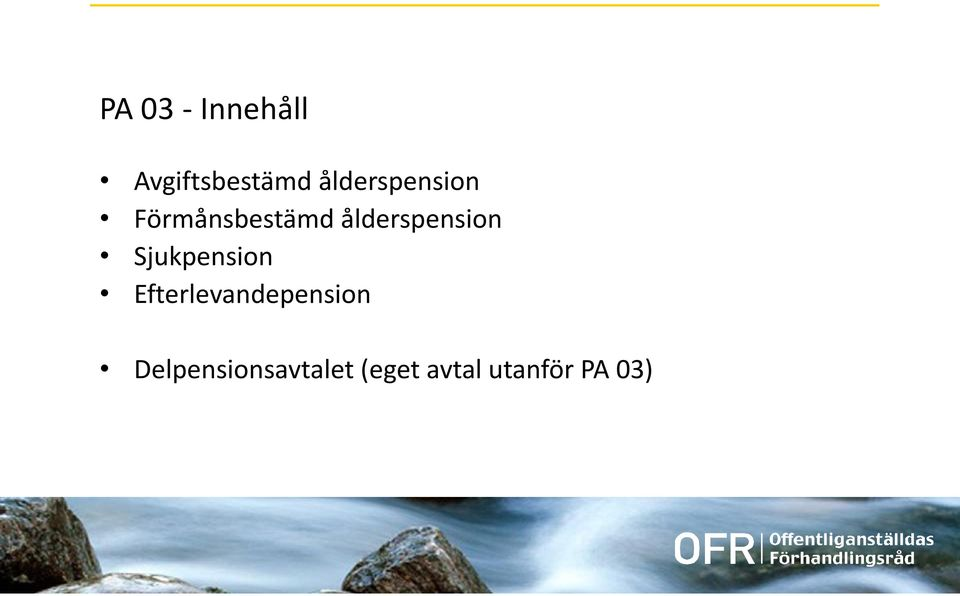 ålderspension Sjukpension