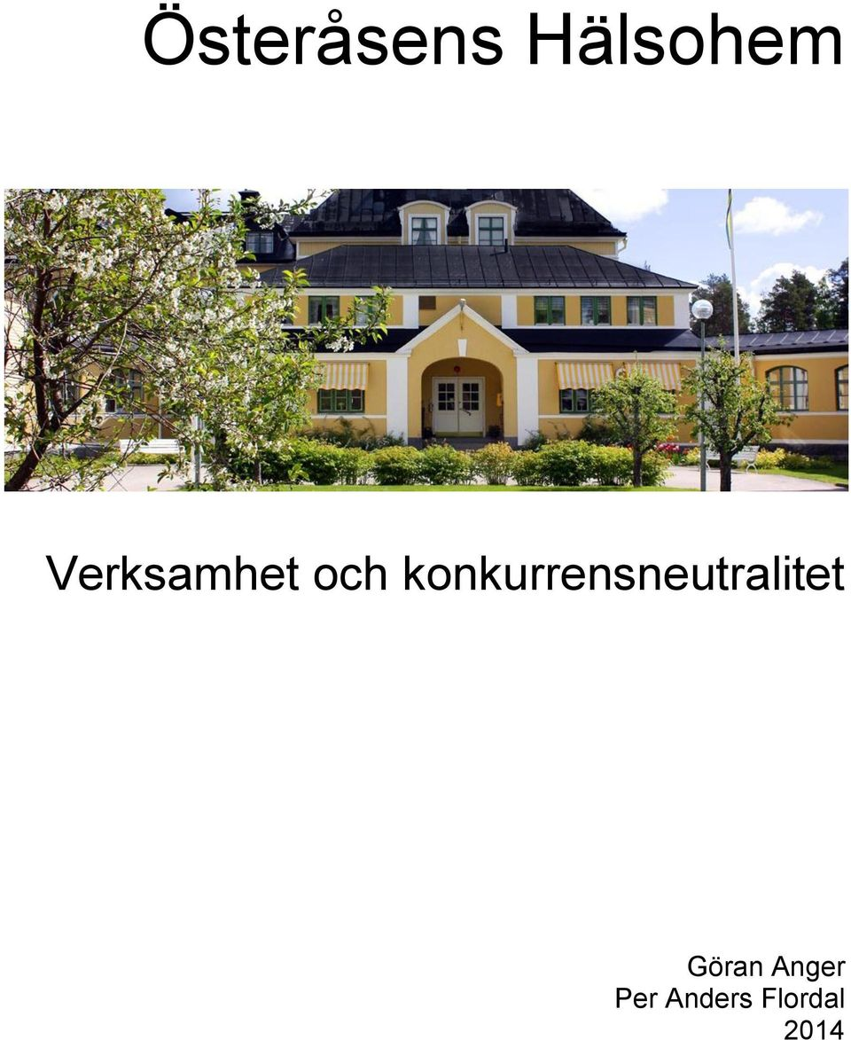 konkurrensneutralitet