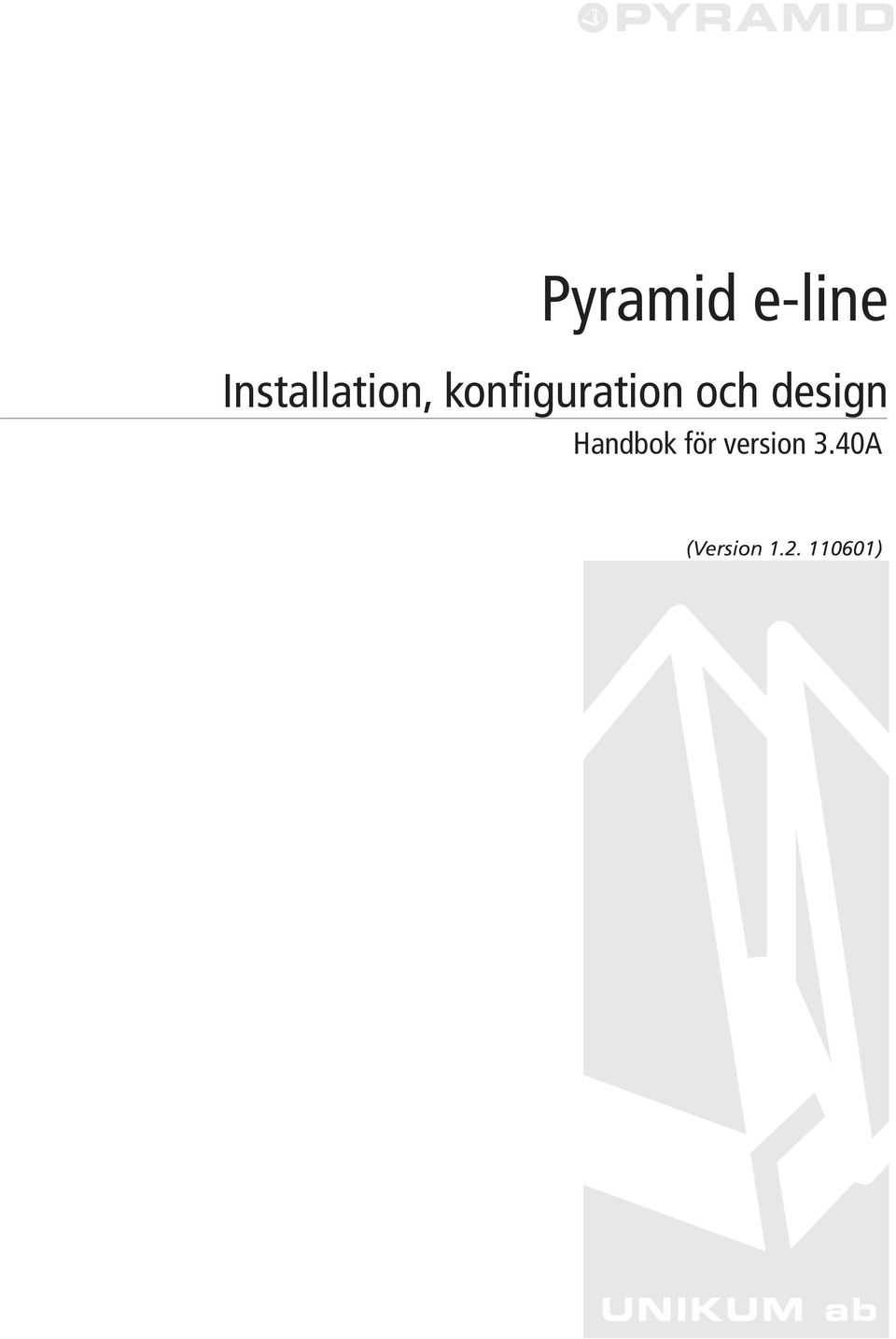 konfiguration och design