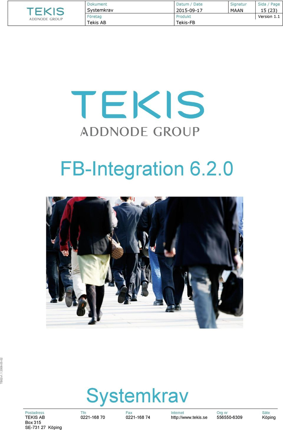 (2) FB-Integration 6.