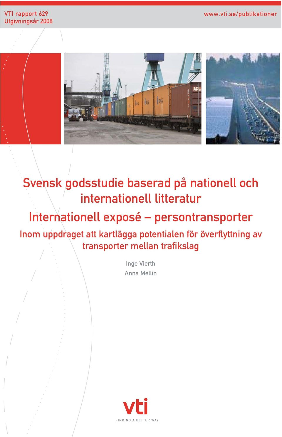 internationell litteratur Internationell exposé persontransporter Inom