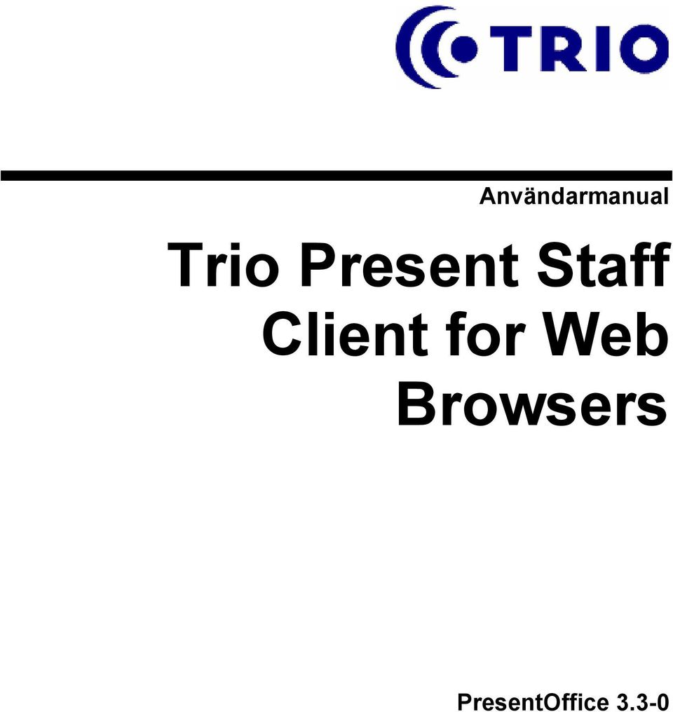 Client for Web