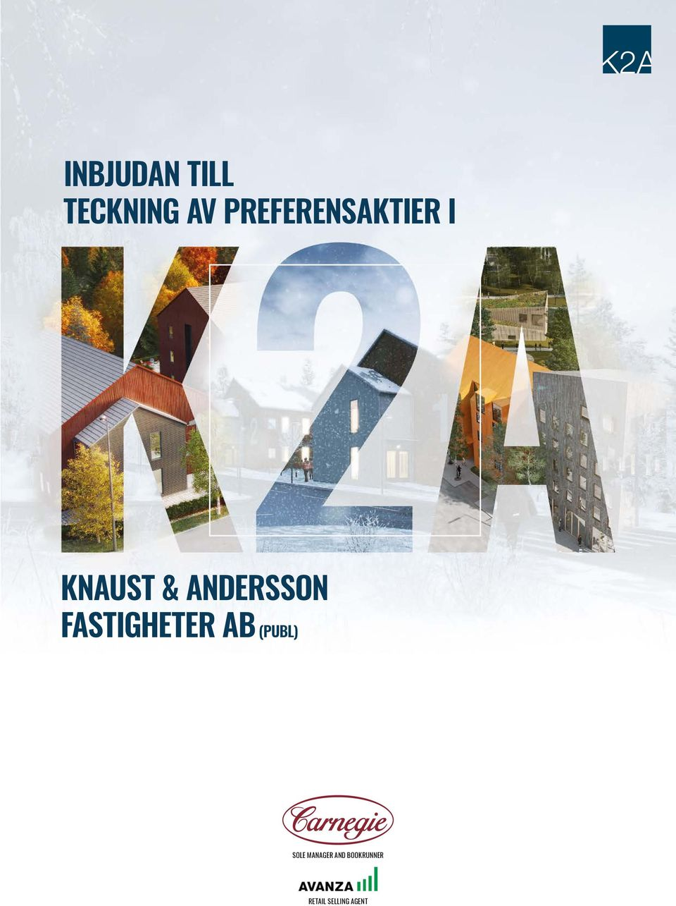 ANDERSSON FASTIGHETER AB (PUBL)