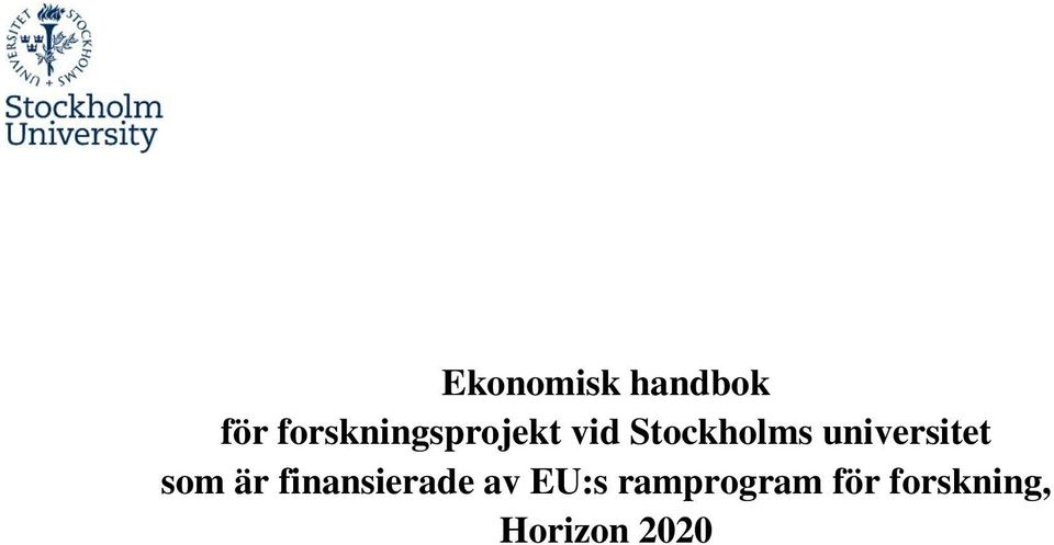 universitet som är finansierade