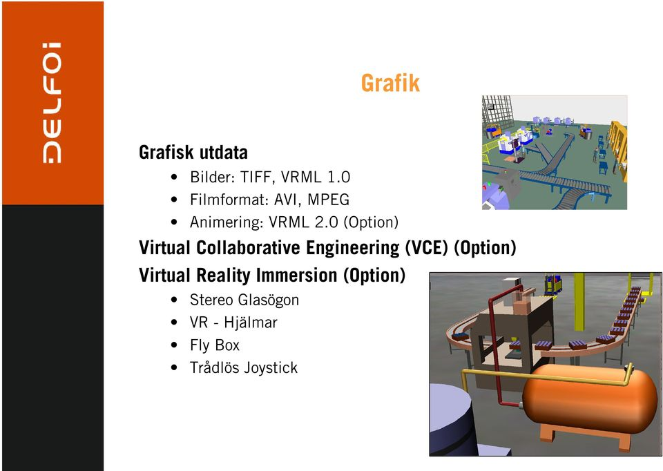 0 (Option) Virtual Collaborative Engineering (VCE)