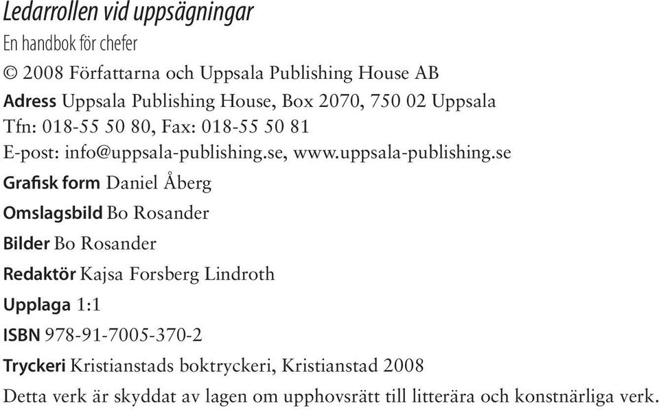 se, www.uppsala-publishing.