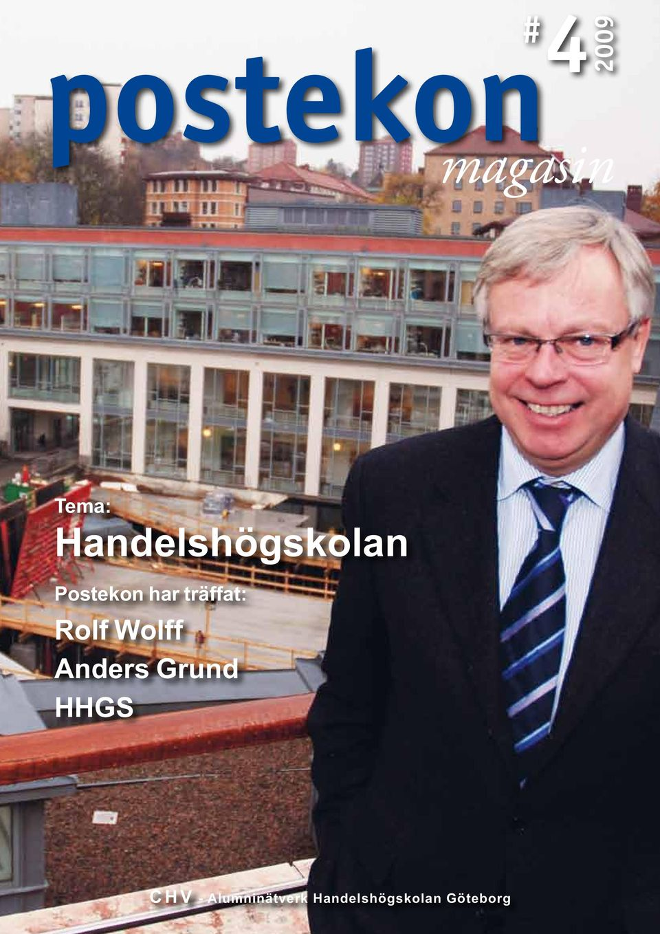 Wolff Anders Grund HHGS 1 POSTEKON MAGASIN