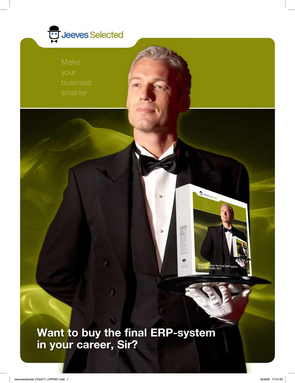ERP-system in your career, Sir?