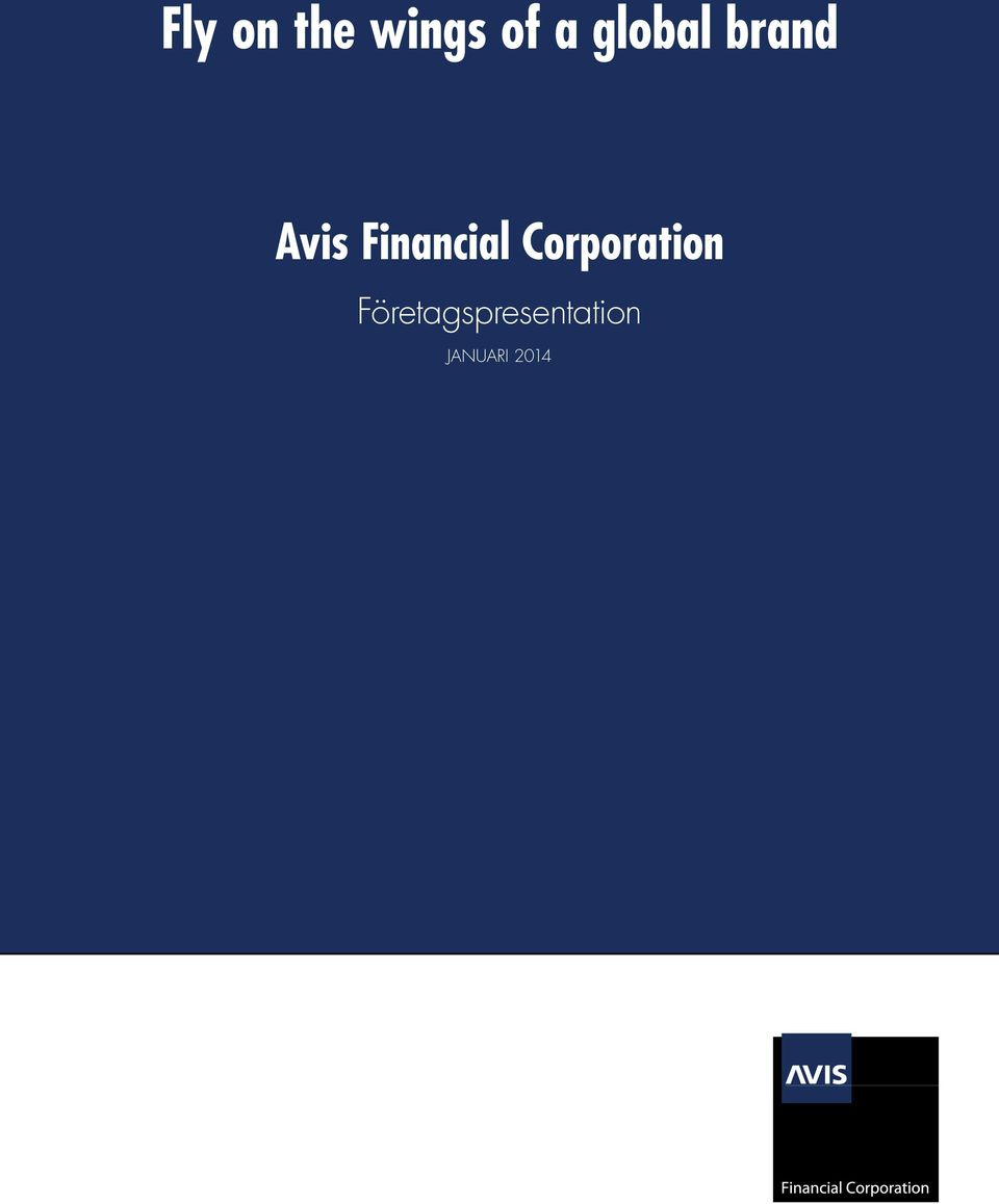 Financial Corporation