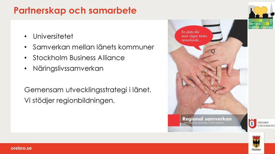 Business Alliance Näringslivssamverkan