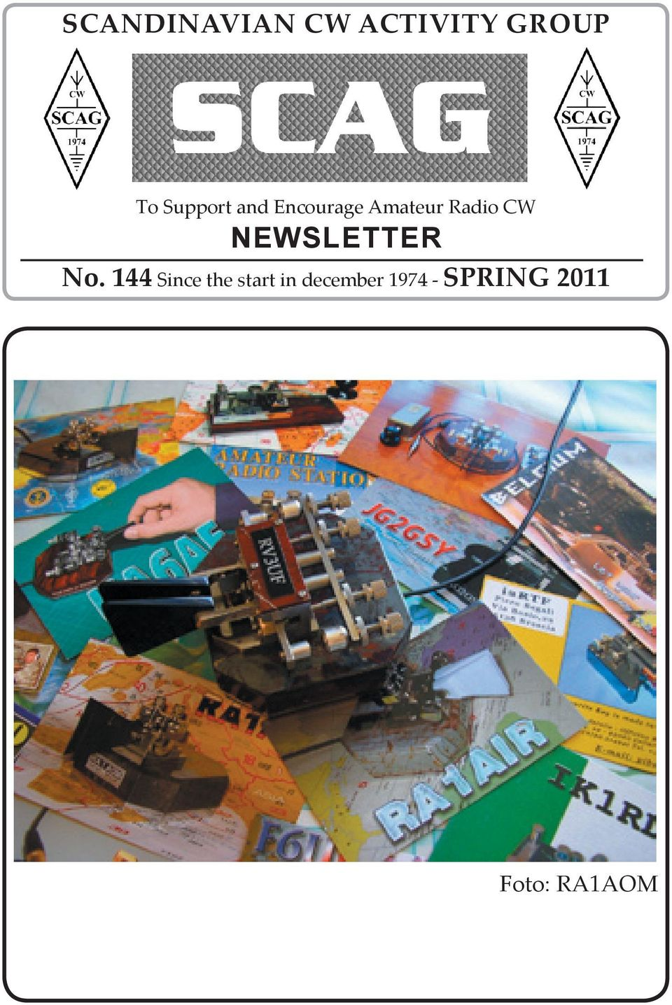 CW NEWSLETTER No.