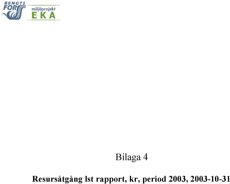 lst rapport,
