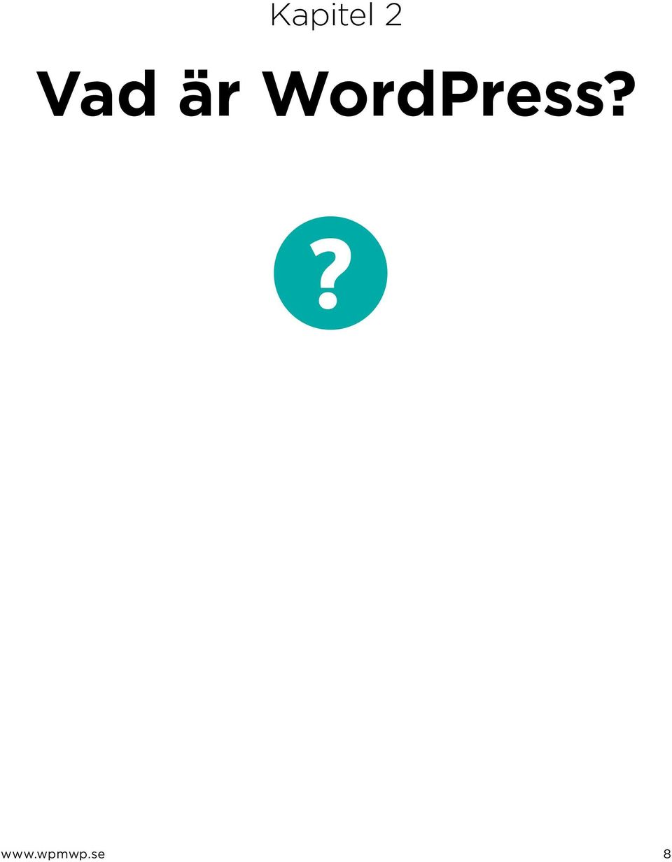 WordPress?