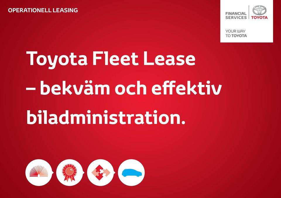 Fleet Lease bekväm