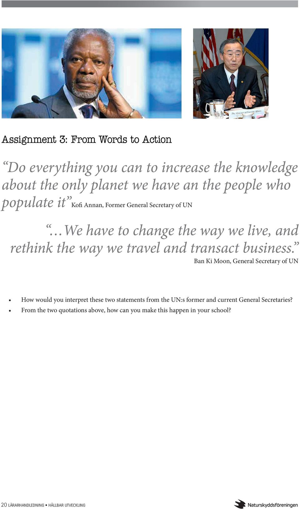 transact business.