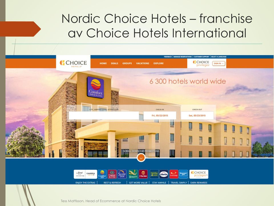 Hotels International