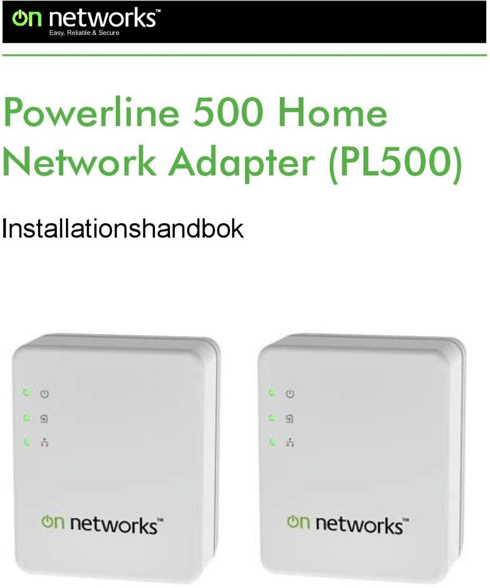 Home Network Adapter